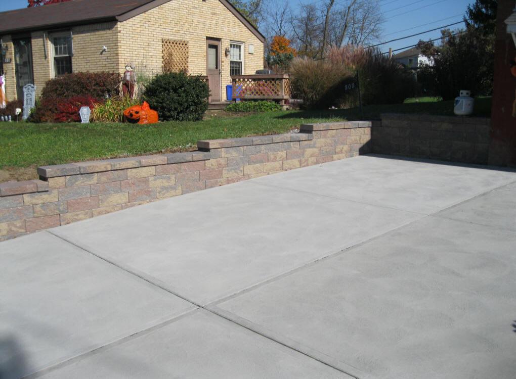 Retaining Walls Baleno Concrete